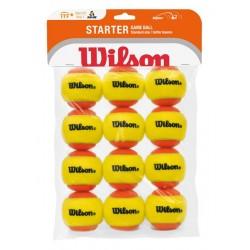 Piłki tenisowe Wilson Starter Game Ball