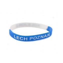 Opaska silikonowa Lech Poznań