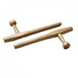 Tonfa drewniana model okinawski
