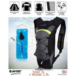 Plecak Hi-Tec Tyber 3l