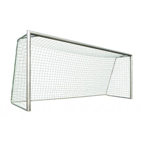 Bramka do piłki nożnej stalowa ocynk 5x2m