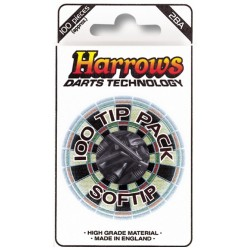 Końcówki do rzutek Harrows Softip 100szt. 13mm