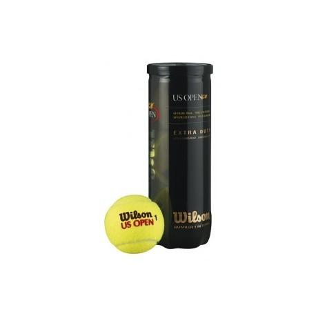 Piłki tenisowe Wilson US OPEN 3
