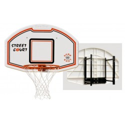 Zestaw do koszykówki SURE SHOT PK-508 tablica+ obręcz + wysiegnik