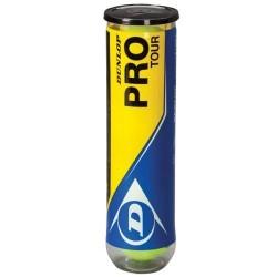 Piłki tenisowe Dunlop Pro Tour 4