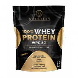 WHEY PROTEIN WPC80 900g