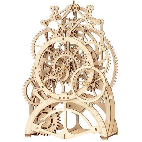 Puzzle drewniane 3D ROBOTIME Zegar z wahadłem