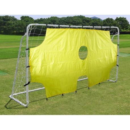 Mini bramka do piłki nożnej 290x165x90cm