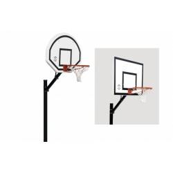 Zestaw do koszykówki do zabetonowania PK-502