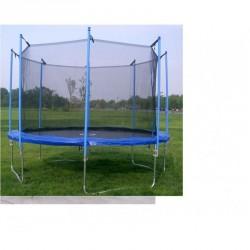 Trampolina 365 cm z siatką ochronną