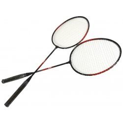 Zestaw do badmintona stalowy