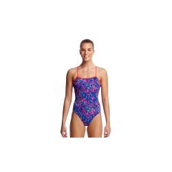 Strój pływacki FUNKITA Single Strap One Tech Suit