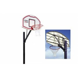 Zestaw do koszykówki do zabetonowania PK-500