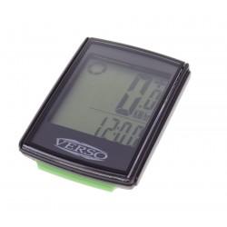 Licznik rowerowy VERSO bezprzewodowy 18 funkcji