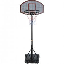 Zestaw do koszykówki ENERO regul. 2,00-3,05m