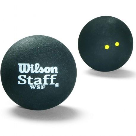 Piłki do squasha WILSON Staff Premium yellow